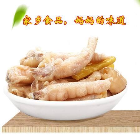 【佳香】固镇特产350g泡椒凤爪全国包邮