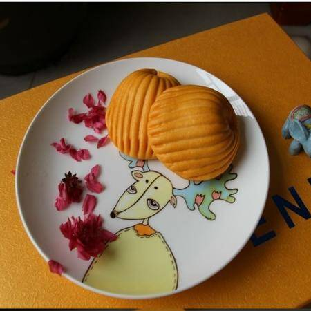 河北帝鉴食品 贝壳卷 花卷 口味香甜 无任何食品添加剂