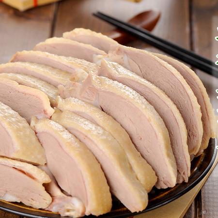 南京特产 韩复兴1.1k精品熟板鸭