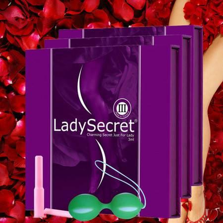 LadySecret花蕊私处护理凝胶产品 女用私处护理