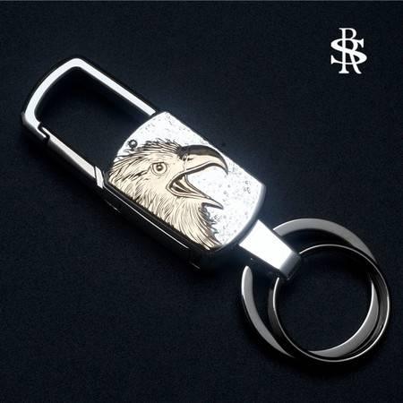 斯巴瑞SR-100 商男士腰挂钥匙扣个性创意礼品汽车钥匙圈 包邮正品
