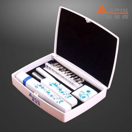 奥派克APK-8803五金工具组合家用必备套装汽车工具箱手电螺丝刀 正品包邮