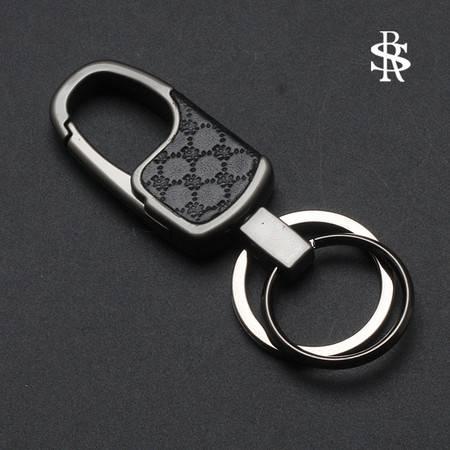 斯巴瑞SR-107商务男士腰挂钥匙扣个性创意礼品汽车钥匙圈 包邮正品