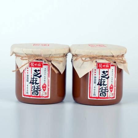 龙世福芝麻酱400g