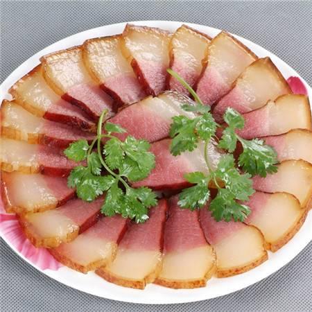 四川达州宣汉 百里峡老腊肉 特色农产品精装(2kg)