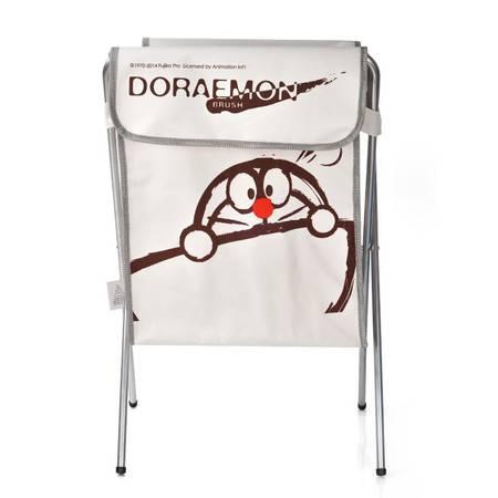 DM-4508A(米色) 哆啦A梦 牛津布 折叠收纳篮