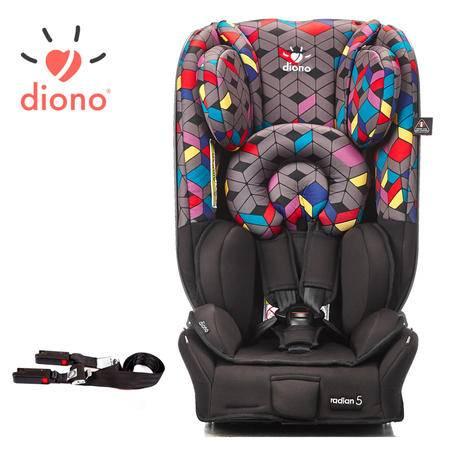 美国diono旅行侠汽车用婴儿宝宝车载儿童安全座椅isofix0-12岁3c