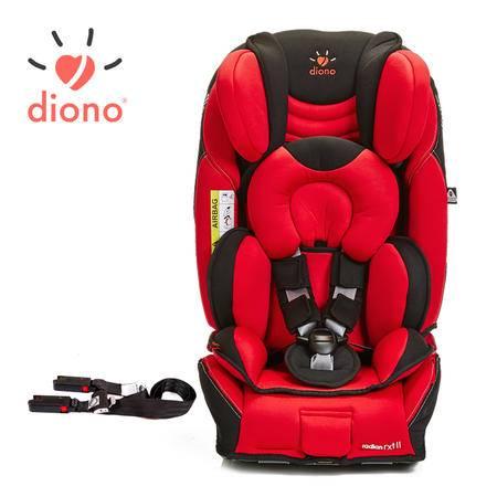 美国diono钢铁侠儿童安全座椅isofix 汽车用婴儿宝宝车载座椅 3C认证