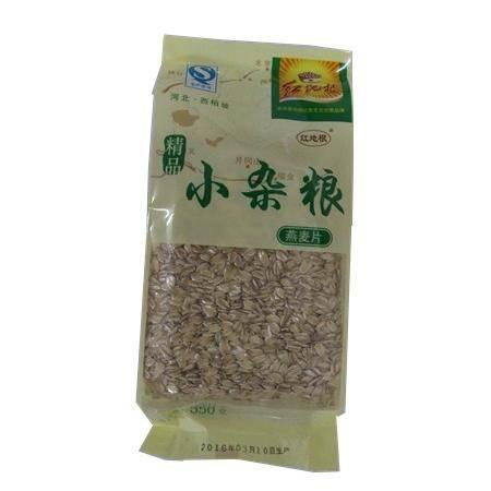 红地根  燕麦片  350g