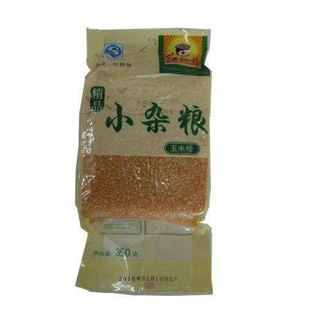 红地根  玉米糁  350g