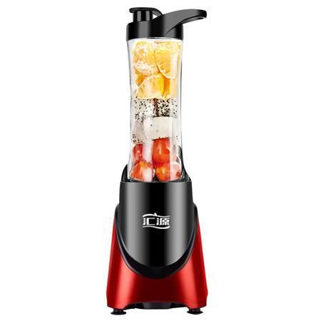 汇源便携式榨汁机家用迷你全自动小型电动打榨果汁榨汁杯现喝送礼