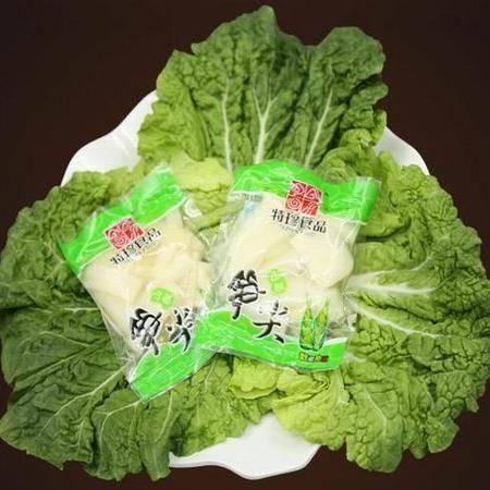 【特珍】即食休闲食品真空小袋装山椒笋尖30g*16包