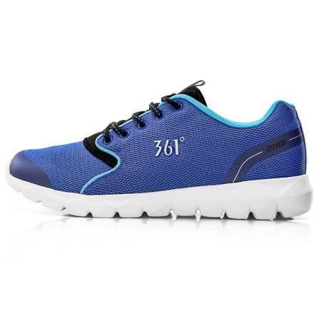 361度运动鞋夏季新款跑步鞋网面透气慢跑鞋671612233