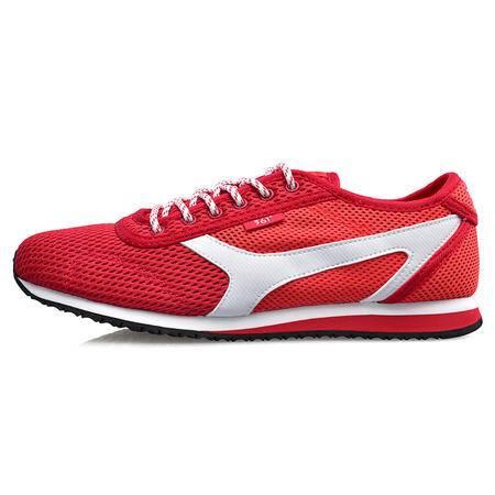 361度男运动鞋夏季网眼跑步鞋软鞋底透气情侣旅游鞋571522220