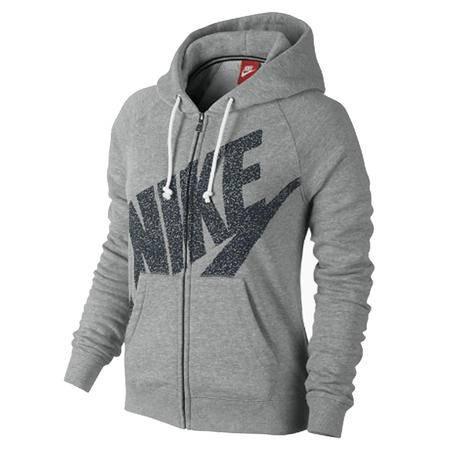 耐克Nike2016新品女装连帽外套运动服微能量生活文化衫545654