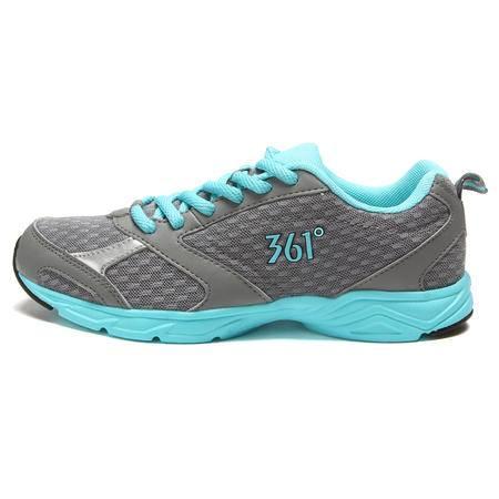 361度跑鞋女鞋361夏季新品女子网面透气跑步鞋休闲运动鞋681412260