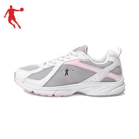 乔丹跑鞋新款正品秋冬季女鞋休闲透气轻便运动鞋跑步鞋OM3230298