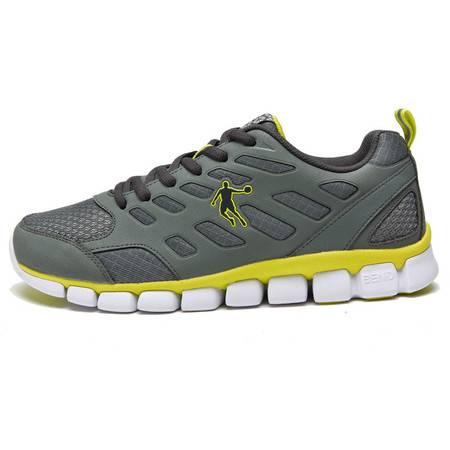 乔丹运动鞋男鞋正品新款跑步鞋男休闲3M反光夜跑鞋XM4330203
