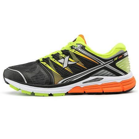 特步男鞋智能芯跑步鞋2016秋季新品减震数据记录极训280男运动鞋