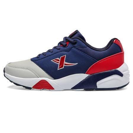 特步男鞋 跑步鞋男休闲增高鞋夏季新款运动鞋复古跑鞋男士旅游鞋