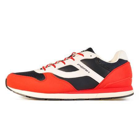 匹克 男鞋休闲鞋秋季新款复古舒适透气防滑耐磨运动休闲鞋旅游鞋
