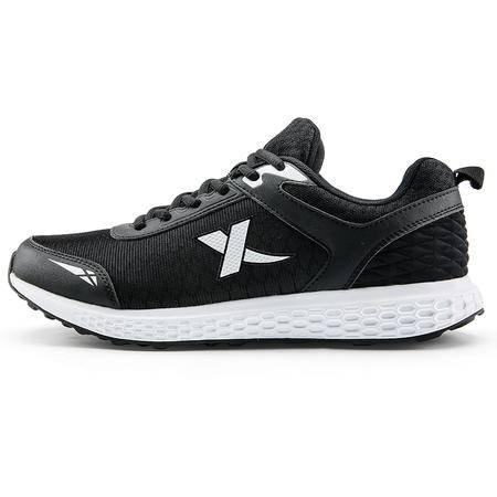 特步男鞋跑步鞋夏季2016新款男士运动鞋3M反光夜跑鞋透气耐磨鞋子