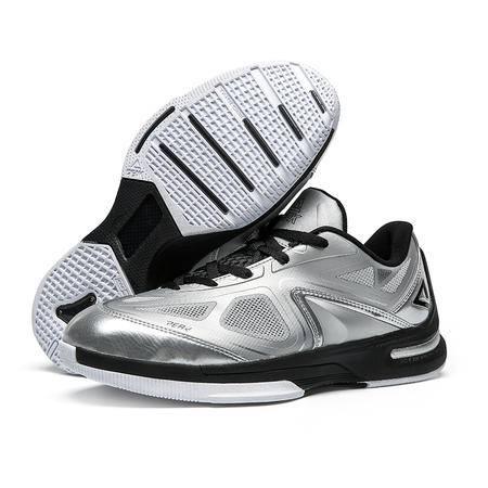 匹克男鞋篮球鞋2016夏季新款明星款帕克简版战靴透气低帮运动鞋男