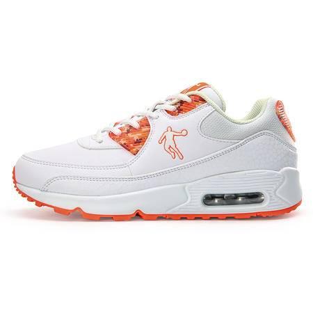 乔丹女鞋跑步鞋女2016新品休闲鞋女时尚百搭运动鞋气垫XM3660353