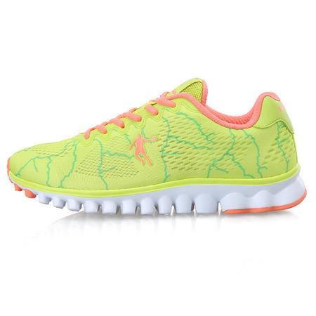 乔丹女鞋运动鞋女夏季透气跑步鞋女轻便网面休闲鞋女韩版旅游鞋