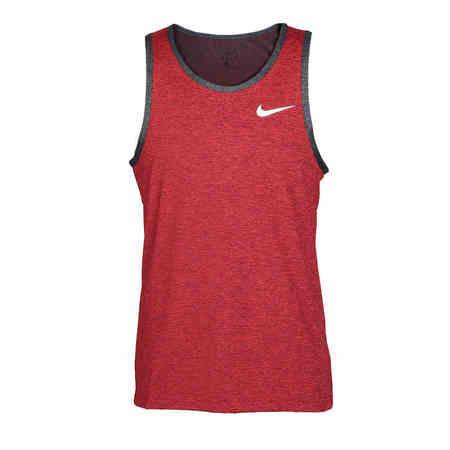 耐克男子运动背心夏季新款跑步篮球无袖速干透气针织 822875