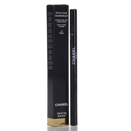 香奈儿防水眼线笔0.3g 10#黑色