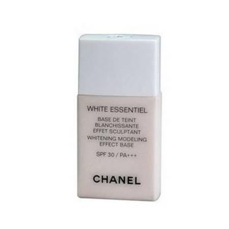 香奈儿新美白净白光采妆前乳30ml SPF30 三色可选