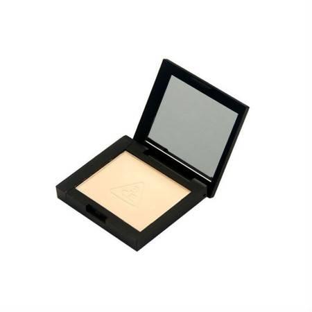 韩国专柜 3CE 三只眼 粉饼 遮瑕美白 高光定妆粉 三色可选