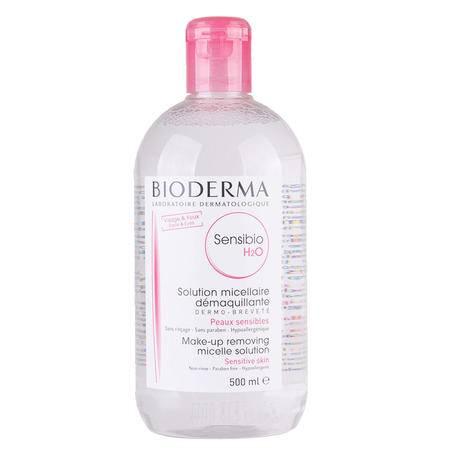 法国专柜正品 Bioderma/贝德玛卸妆水500ml 两款可选