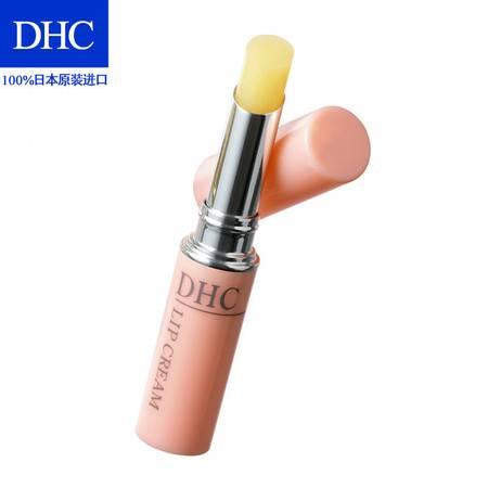 专柜正品 DHC 蝶翠诗 橄榄护唇膏 1.5g