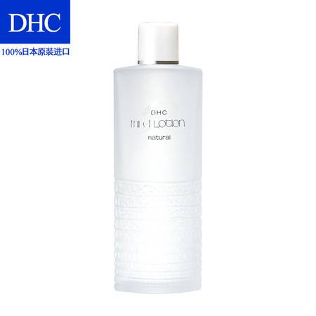 专柜正品 DHC 植物滋养化妆水 180ml