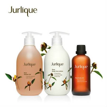 Jurlique/茱莉蔻至尊玫瑰身体套装