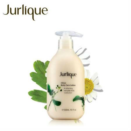 Jurlique/茱莉蔻柑橘身体滋润乳液 300ml