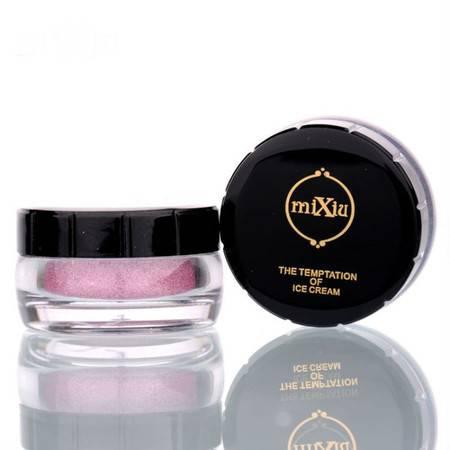 韩国专柜 MIXIU/米修大眼炫彩亮晶粉  十五色可选