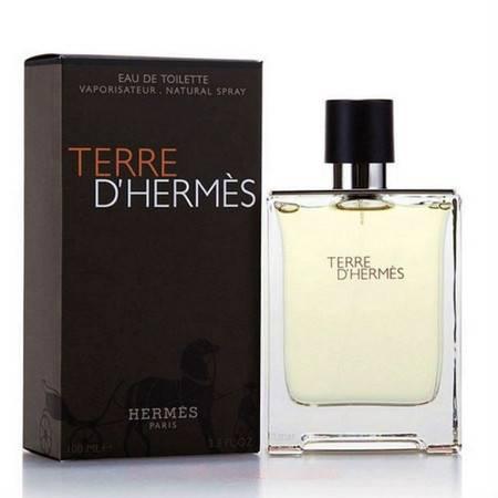Hermes爱马仕 Terre大地中性男士香水100ml