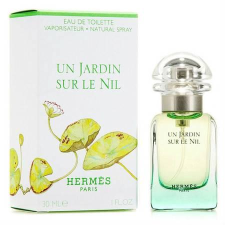 Hermes爱马仕 尼罗河花园女士淡香水30ml