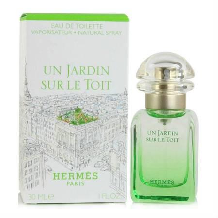Hermes爱马仕 屋顶花园女士淡香水30ml