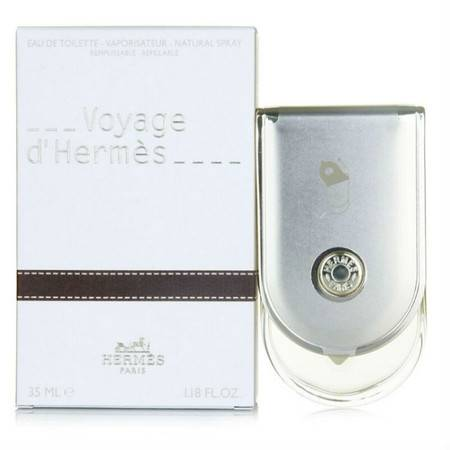 Hermes爱马仕 Voyage Edt远航我的旅程中性女士淡香水35ml