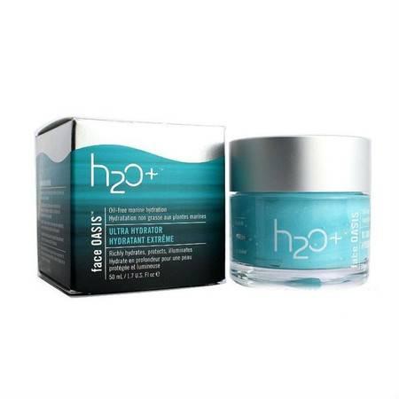 H2O 水芝澳 面部绿洲海洋营润啫喱50ml