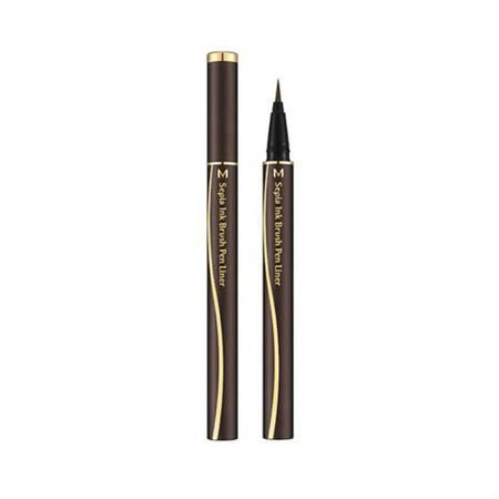 谜尚魅力烟熏眼线笔0.6g 纯黑 深棕 黑色 三色可选
