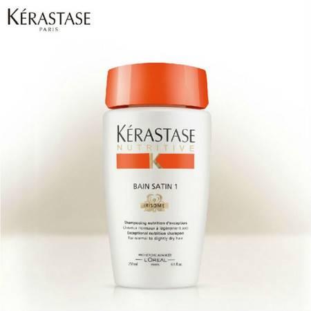 Kerastase卡诗滋养洗发水1号正常发质滋润250ml