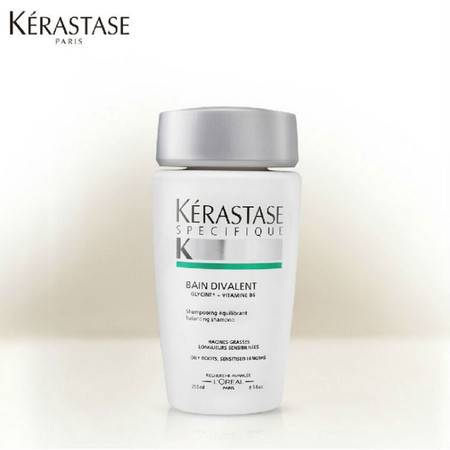 Kerastase卡诗双重功能洗发水油皮干发控油去油250ml