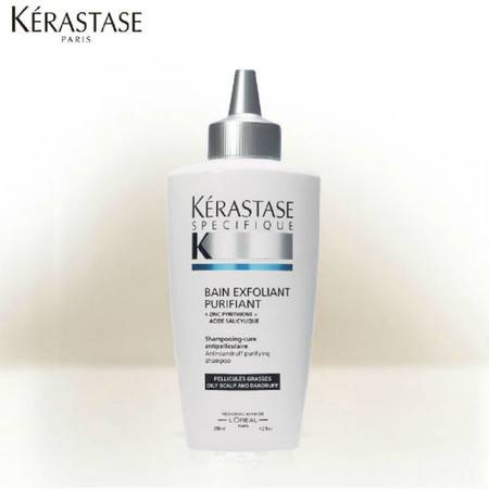Kerastase卡诗油性头屑洗发乳去屑控油舒缓止痒200ml