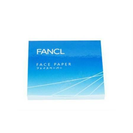 FANCL 无添加天然吸油面纸100*3包