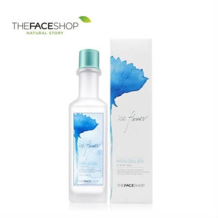 专柜正品 The Face Shop 冰花保湿精华乳 40ml